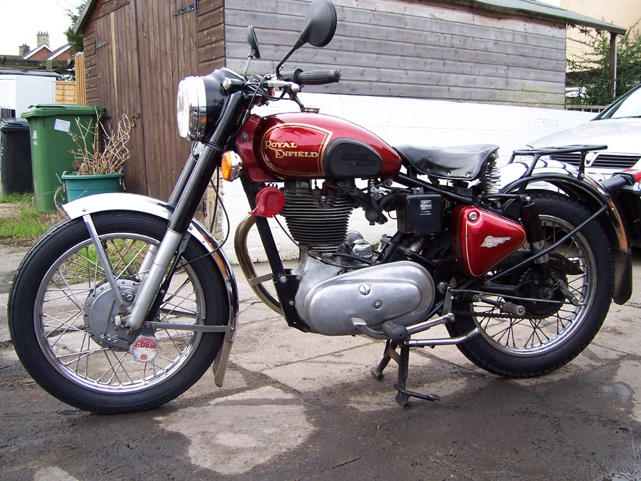 Enfield 500 Bullet Sixty-Five #5