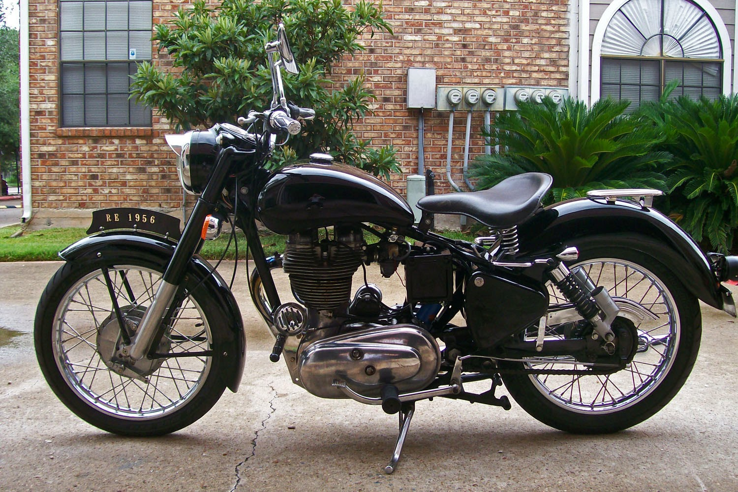 Enfield 500 Bullet Sixty-Five #6