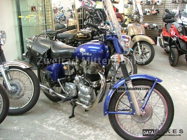 Enfield 500 Bullet Sixty-Five #7
