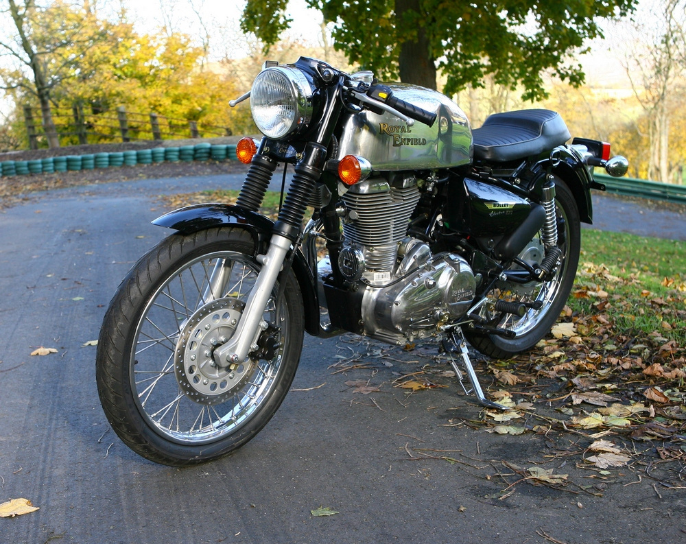Enfield 500 Clubman S #11
