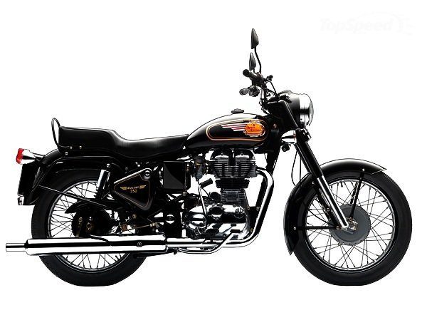 Enfield Bullet 350 Classic 2006 #1