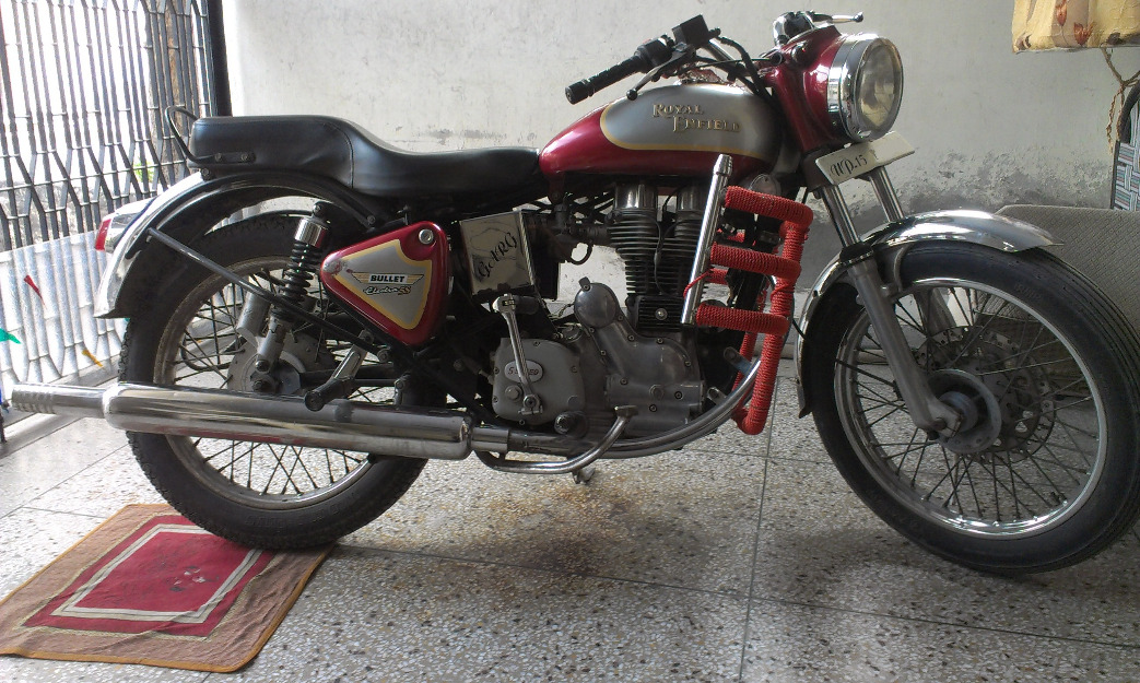 Enfield Bullet 350 Classic 2006 #10