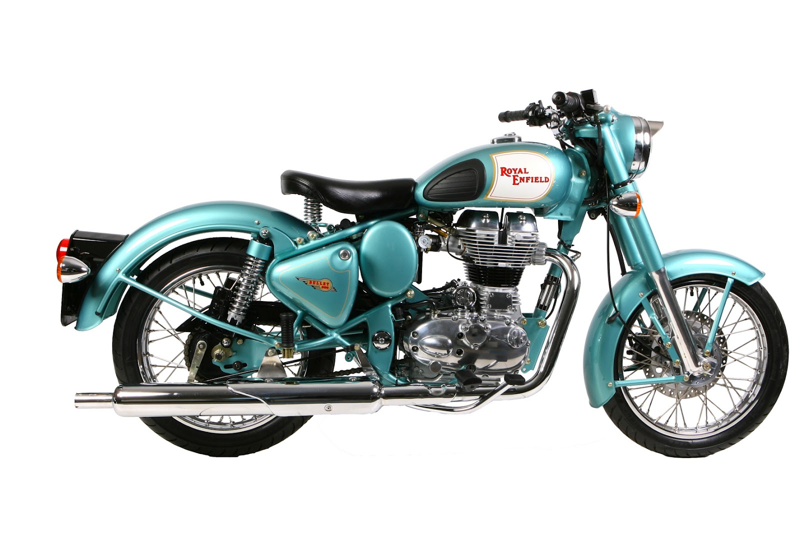 Enfield Bullet 350 Classic 2006 #11