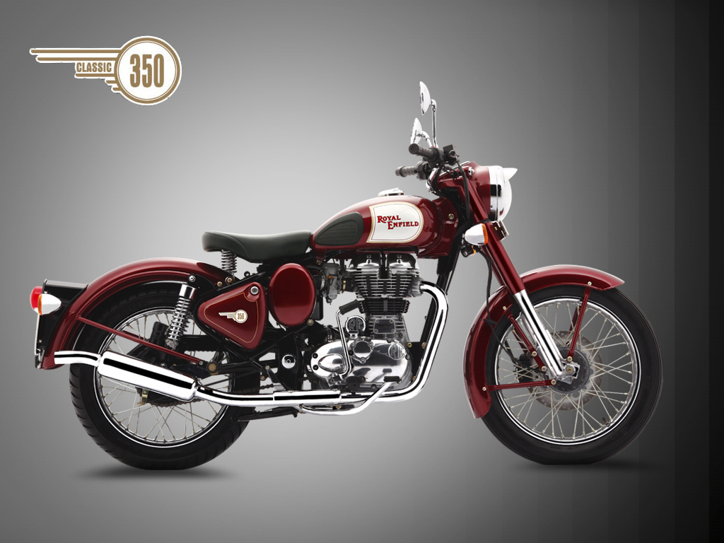 Enfield Bullet 350 Classic 2006 #12
