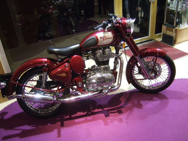 Enfield Bullet 500 Classic #13
