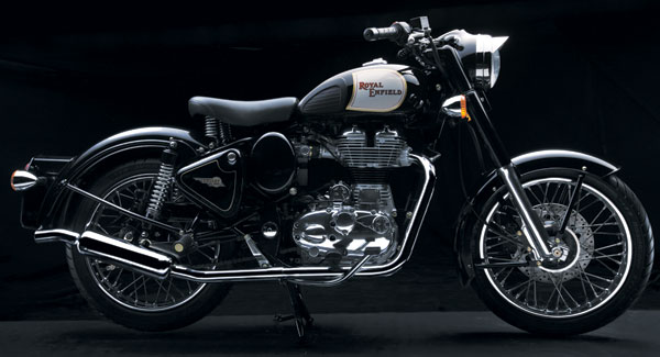 Enfield Bullet 500 Classic #3