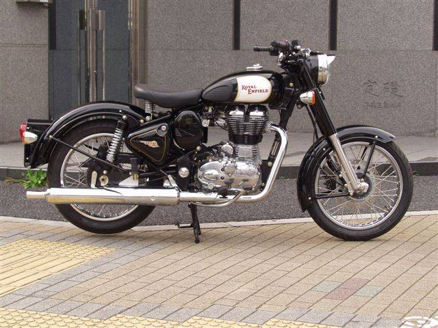 Enfield Bullet 500 Classic #9