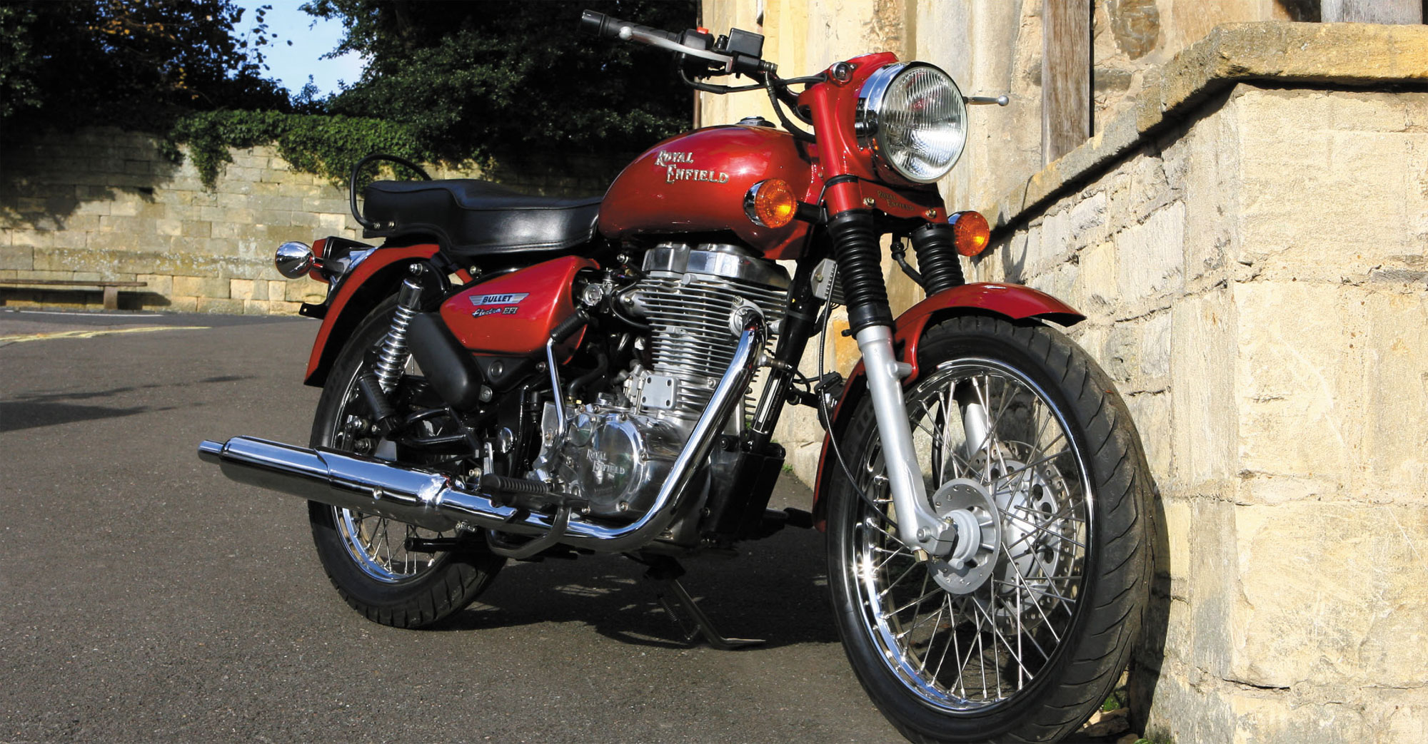 Enfield Bullet Electra #11