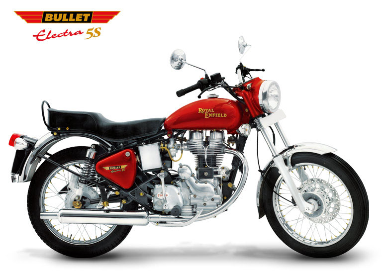 Enfield Bullet Electra #2