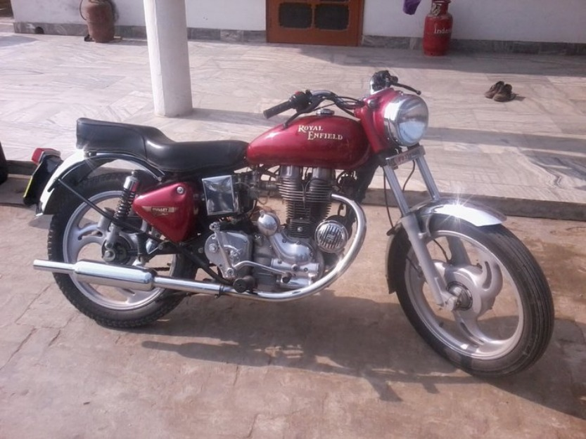 Enfield Bullet Electra 2007 #1