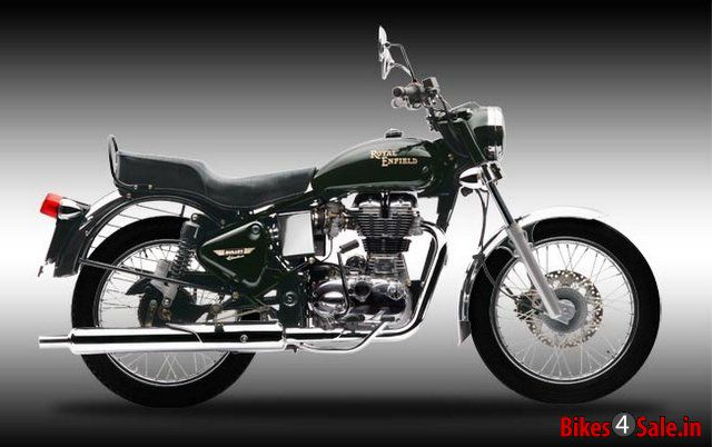 Enfield Bullet Electra 2007 #10