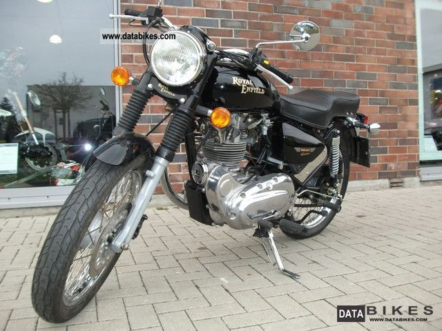 Enfield Bullet Electra 2007 #4