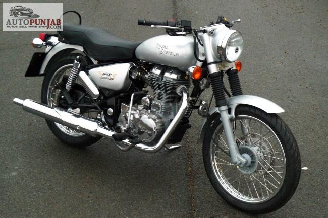 Enfield Bullet Electra 2007 #5