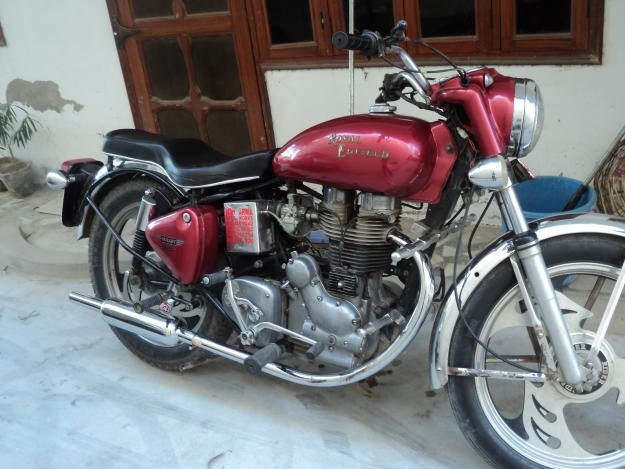 Enfield Bullet Electra 2007 #8