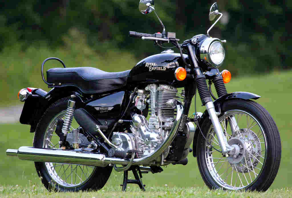 Enfield Bullet Electra #5