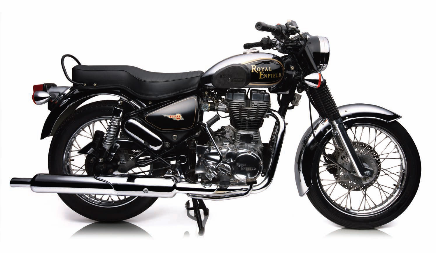 Enfield Bullet G5 Classic EFI 2011 #1