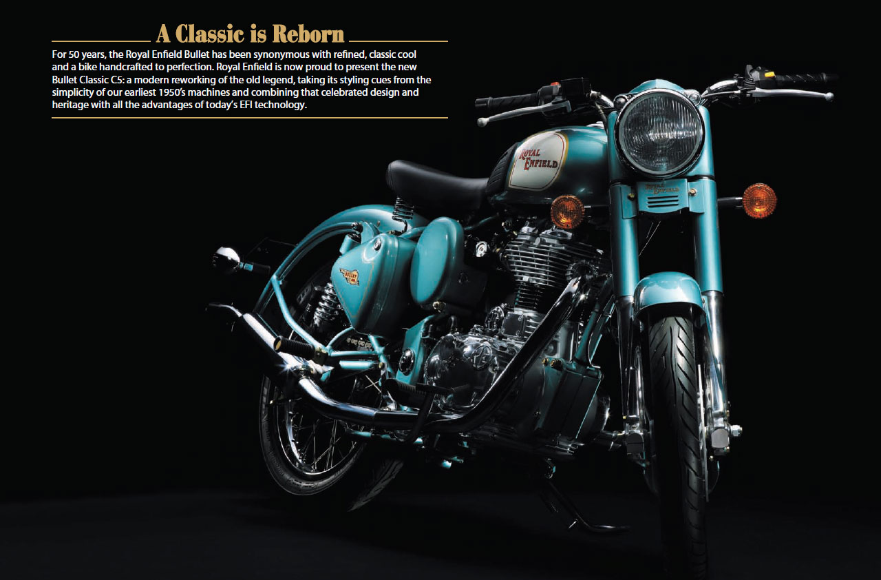 Enfield Bullet G5 Classic EFI 2011 #9