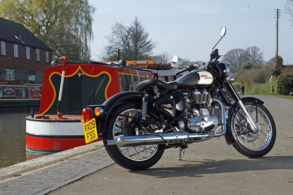 Enfield Bullet G5 Classic EFI 2011 #10