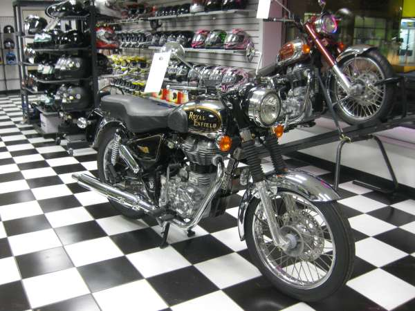 Enfield Bullet G5 Classic EFI 2011 #12