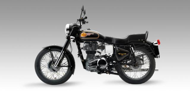 Enfield Bullet G5 Classic EFI 2011 #13