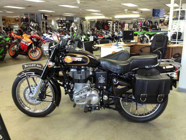 Enfield Bullet G5 Classic EFI 2011 #14