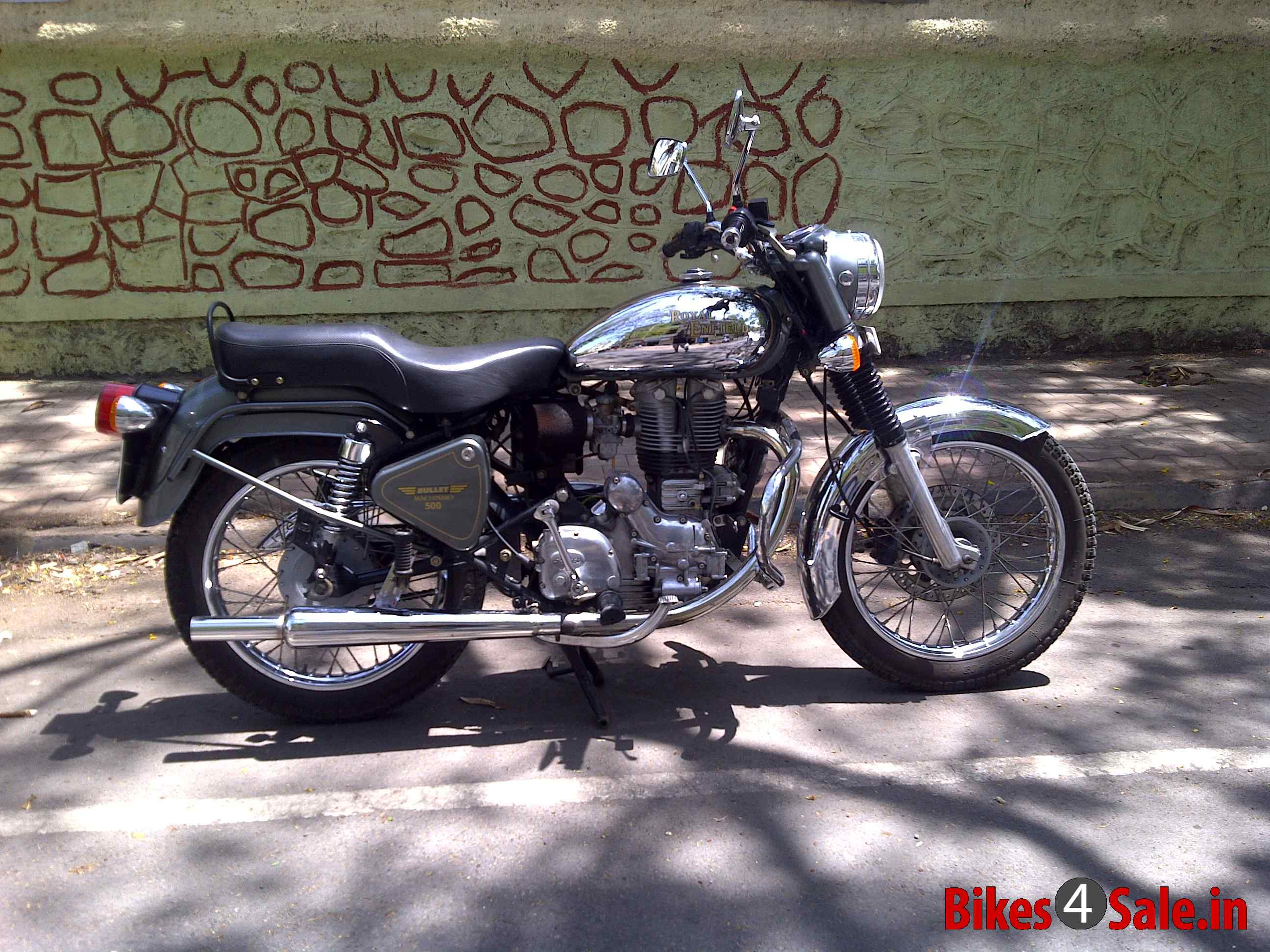 Enfield Bullet Machismo 2007 #1