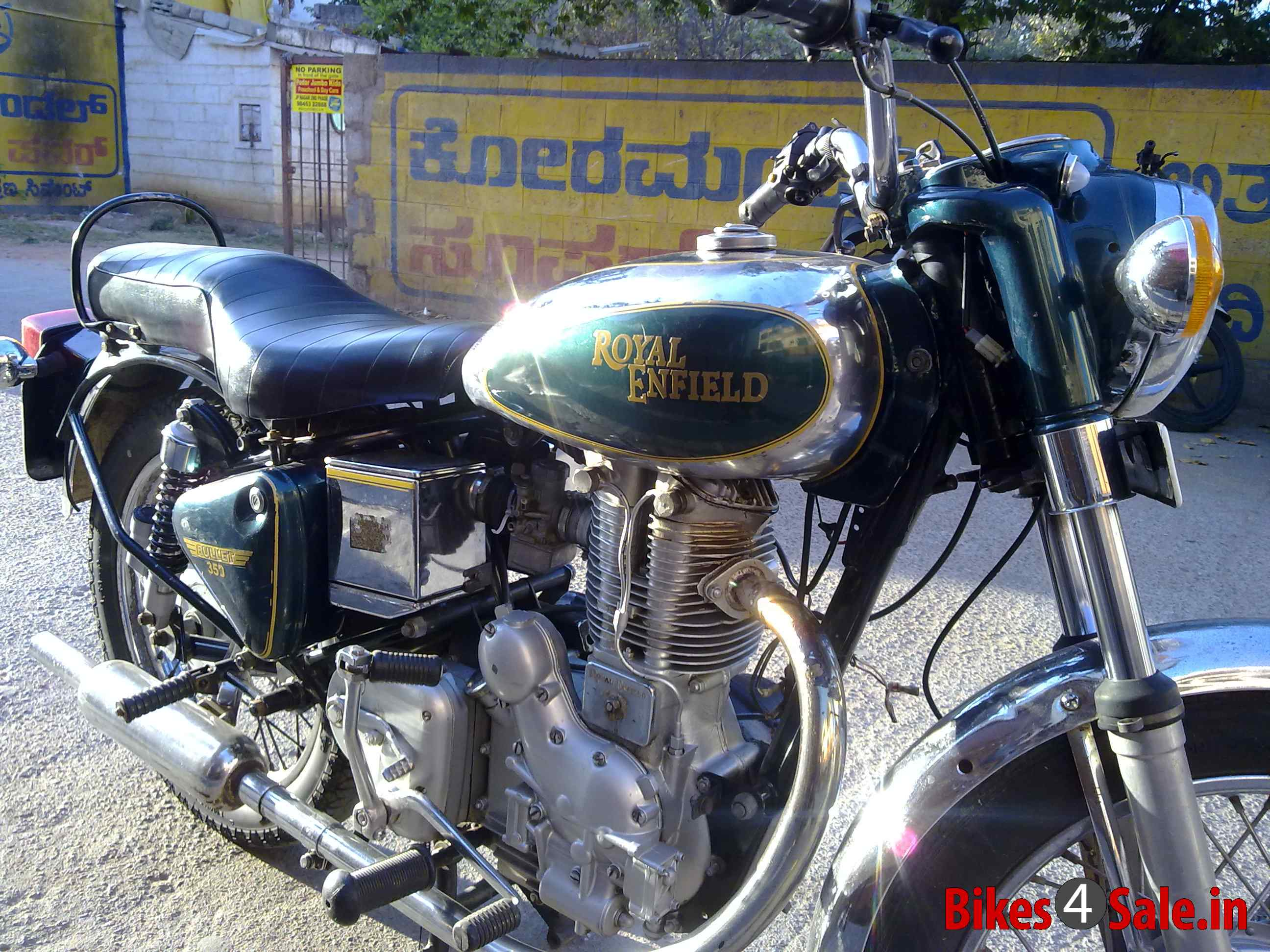 Enfield Bullet Machismo 2007 #2