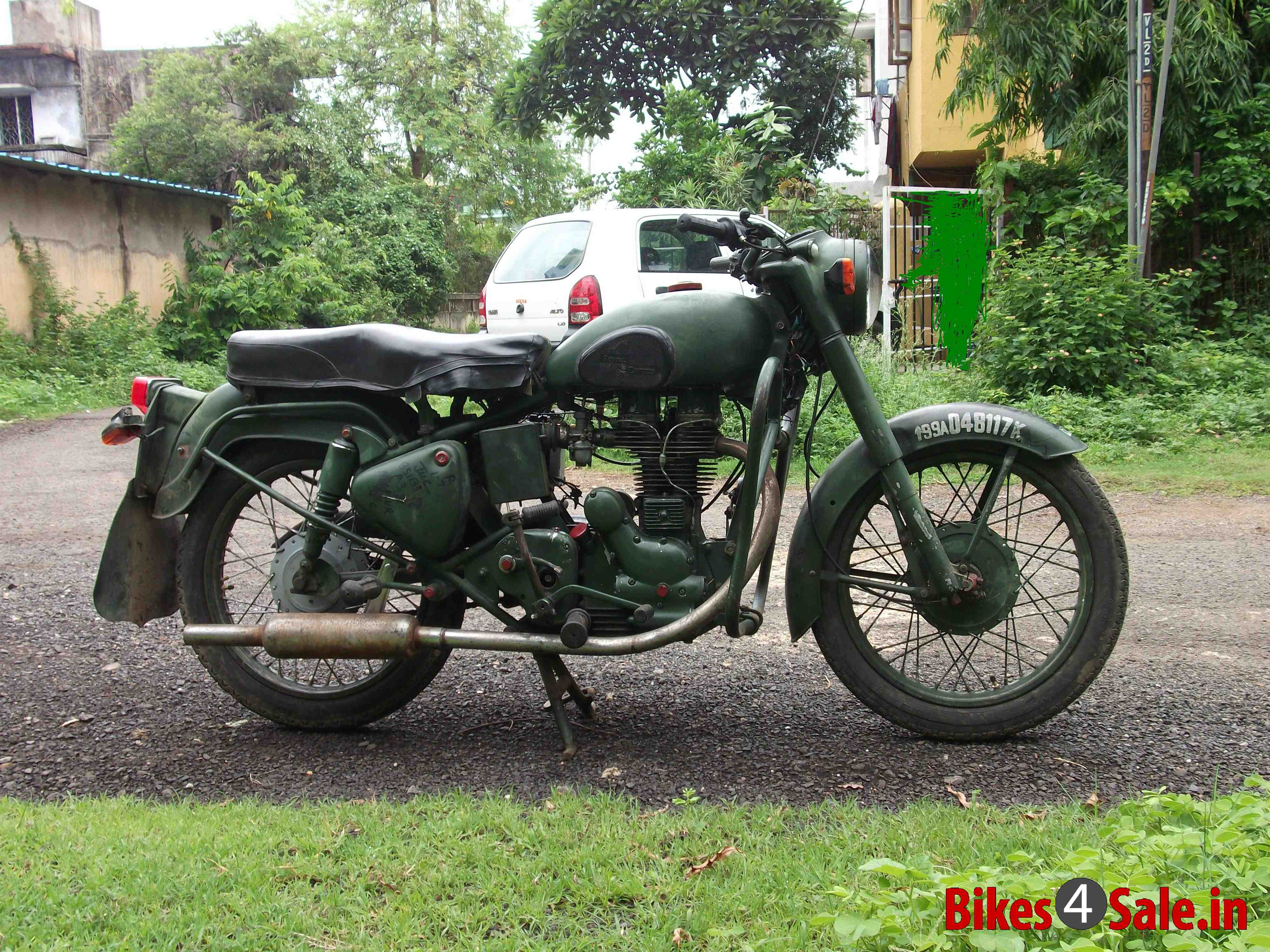 Enfield Bullet Military 2007 #8