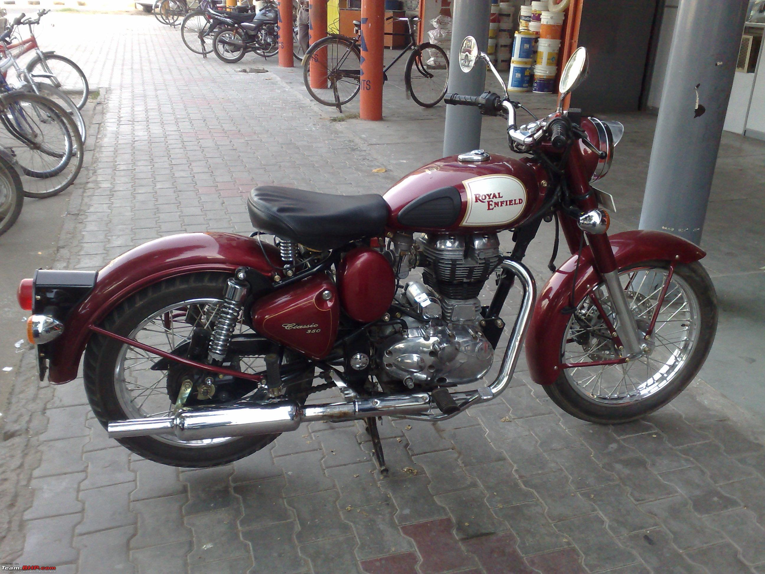 2010 Enfield Classic 350 #1