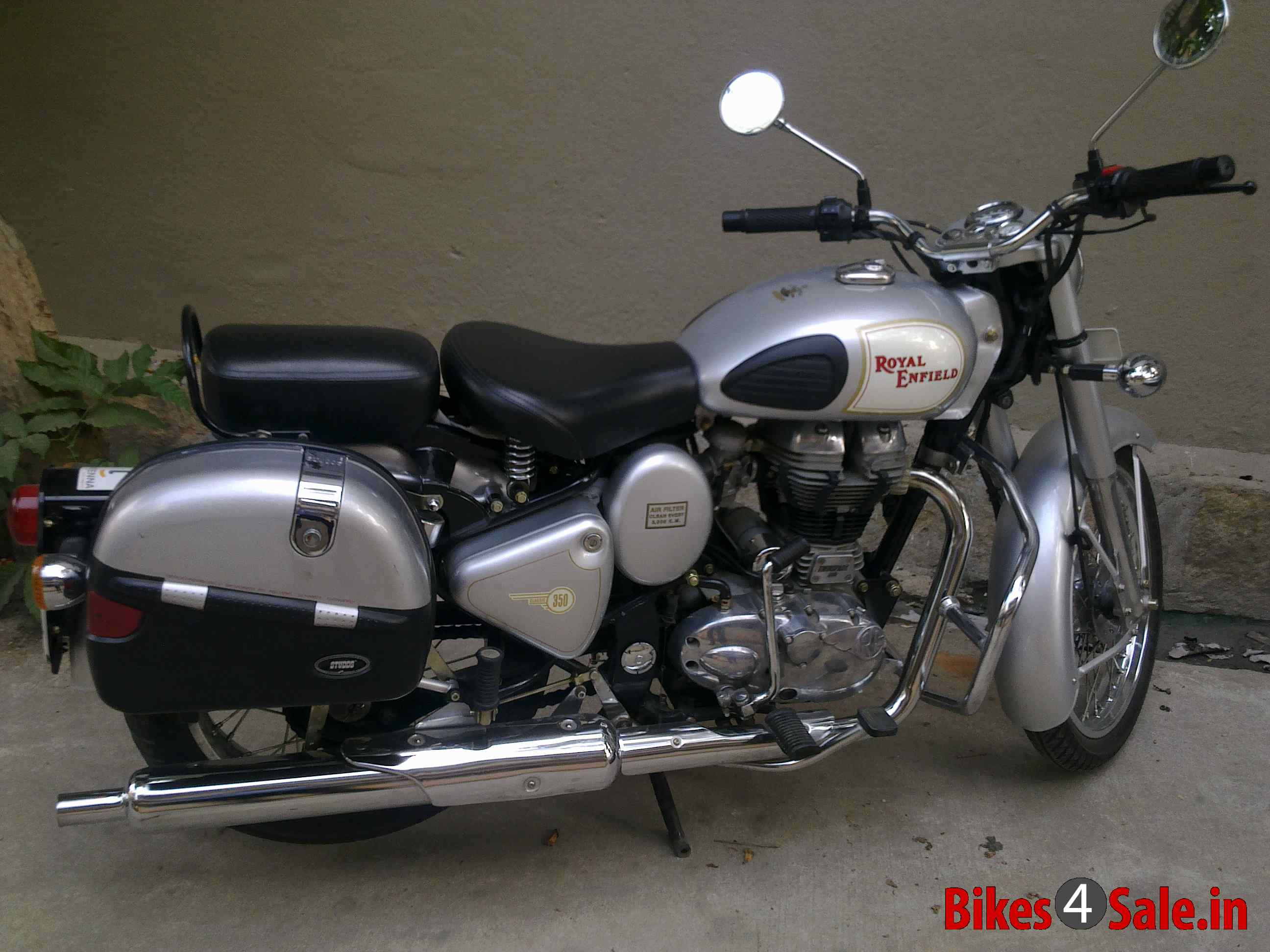2010 Enfield Classic 350 #10