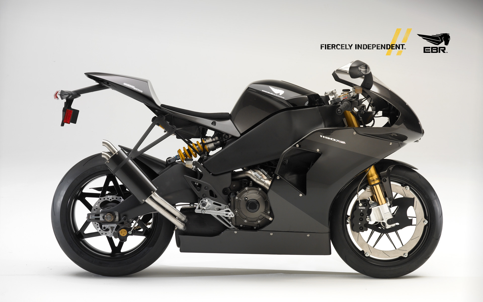 Erik Buell Racing 1190RS 2012 #1