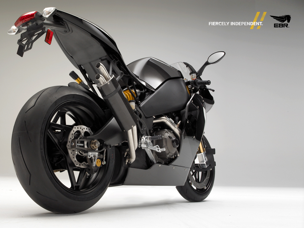 Erik Buell Racing 1190RS Carbon Edition #1