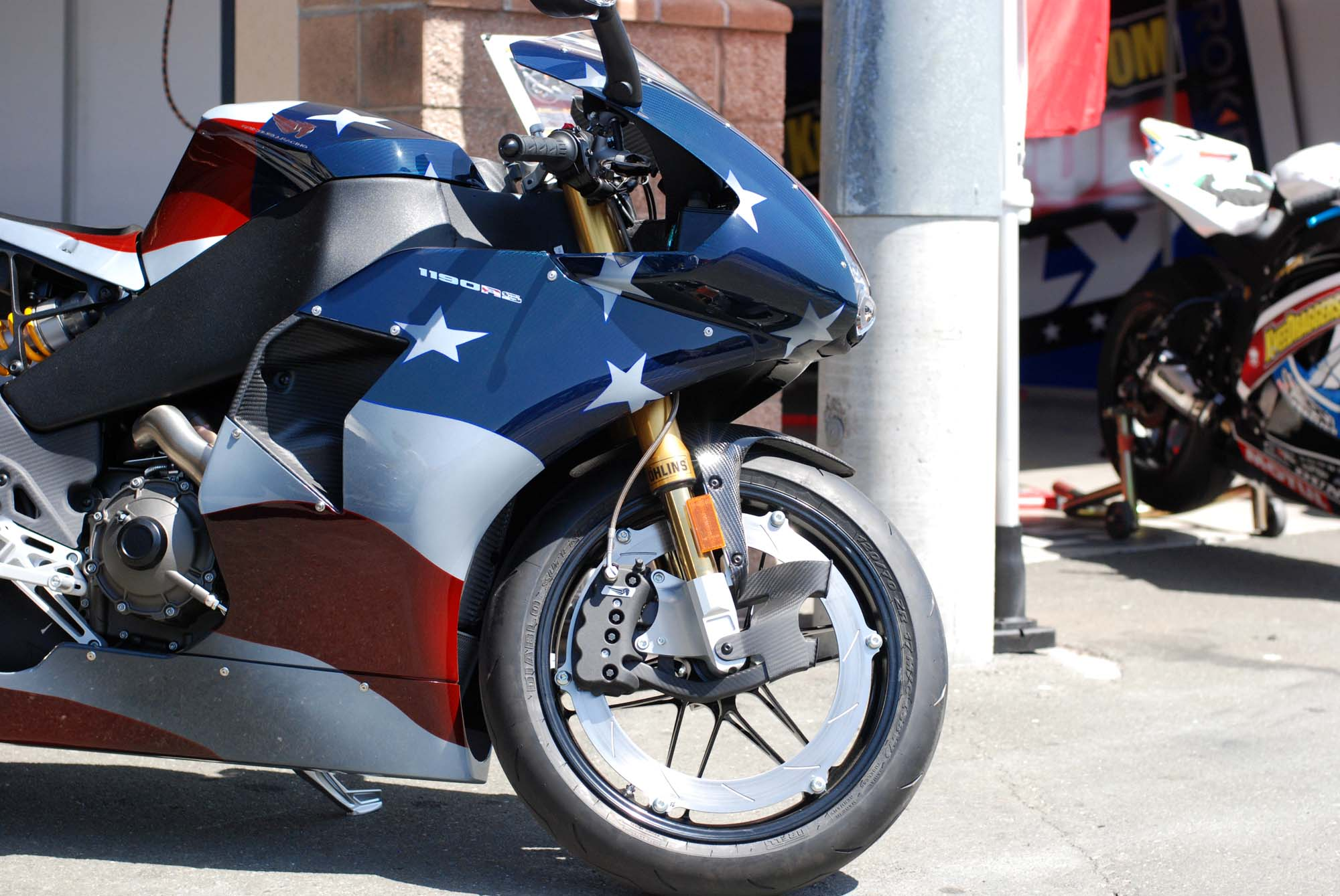 Erik Buell Racing 1190RS Carbon Edition #5