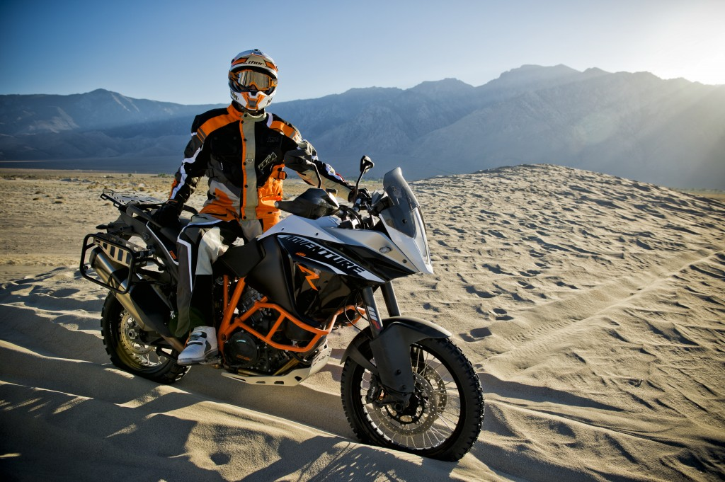 Excellent pleasure with KTM 1190 Adventure #11