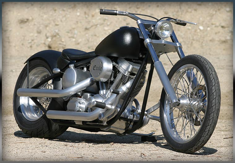 Exile Motorcycles #2