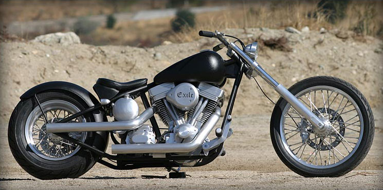 Exile Motorcycles #4