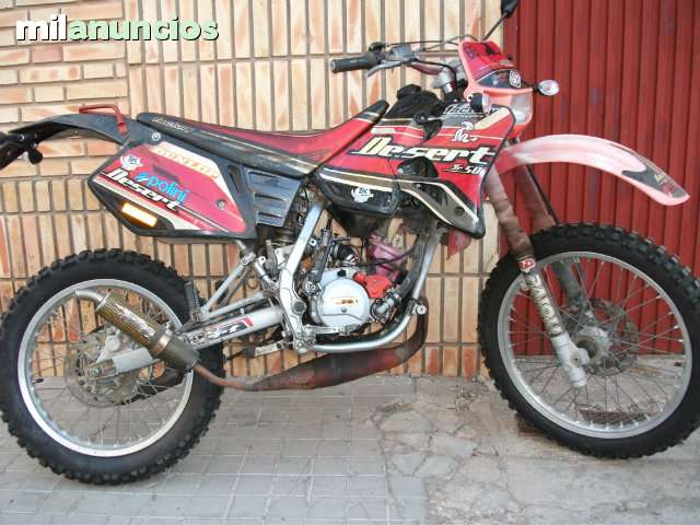 Factory Bike Desert YR50-2 2007 #7