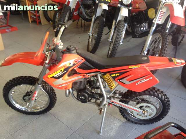 Factory Bike Minidesert RC14 #1