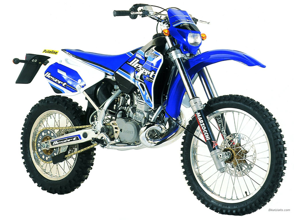 Factory Bike Minidesert RC14 2005 #1