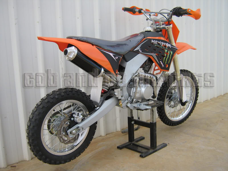 Factory Bike Minidesert RC14 2005 #9