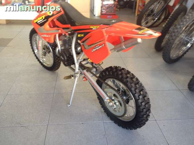 Factory Bike Minidesert RC14 2005 #11