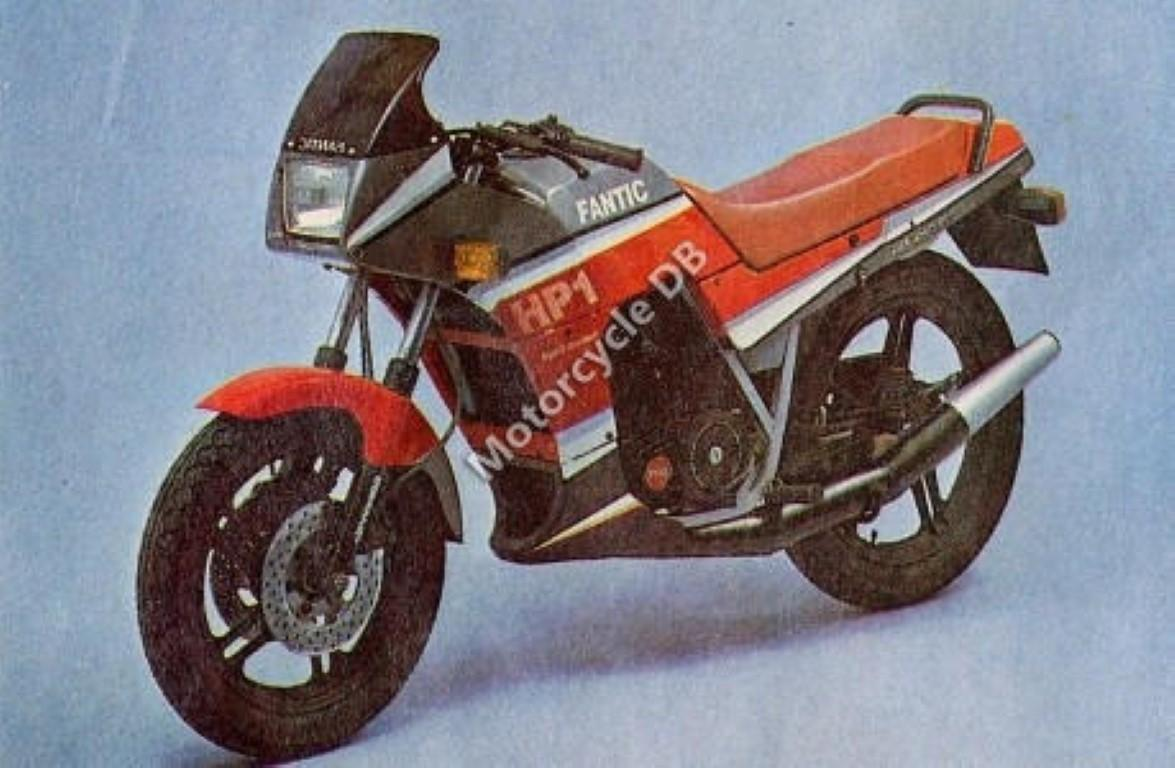 Fantic 125 Sport HP 1 (reduced effect) 1987 #1
