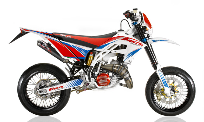 Fantic Caballero Motard 125 Air #6