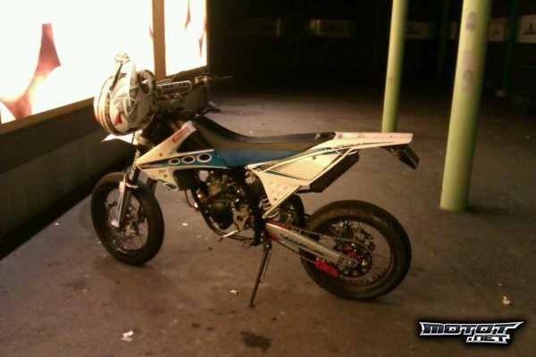 Fantic Caballero Supersei Motard 50 2008 #12