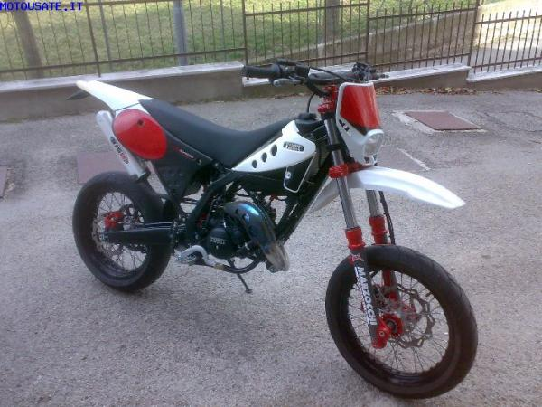 Fantic Caballero Supersei Motard 50 2008 #3