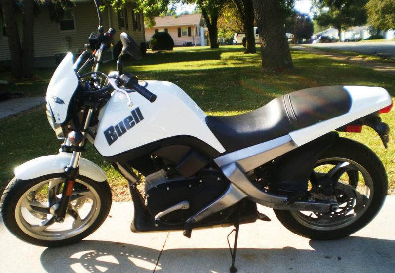Feel Comfortable with Buell Blast #7