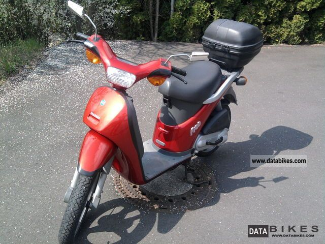 Feel free with Piaggio Free 50  #7