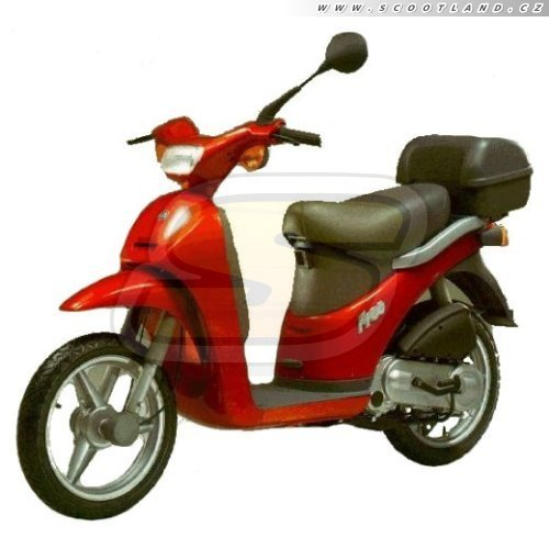Feel free with Piaggio Free 50  #8