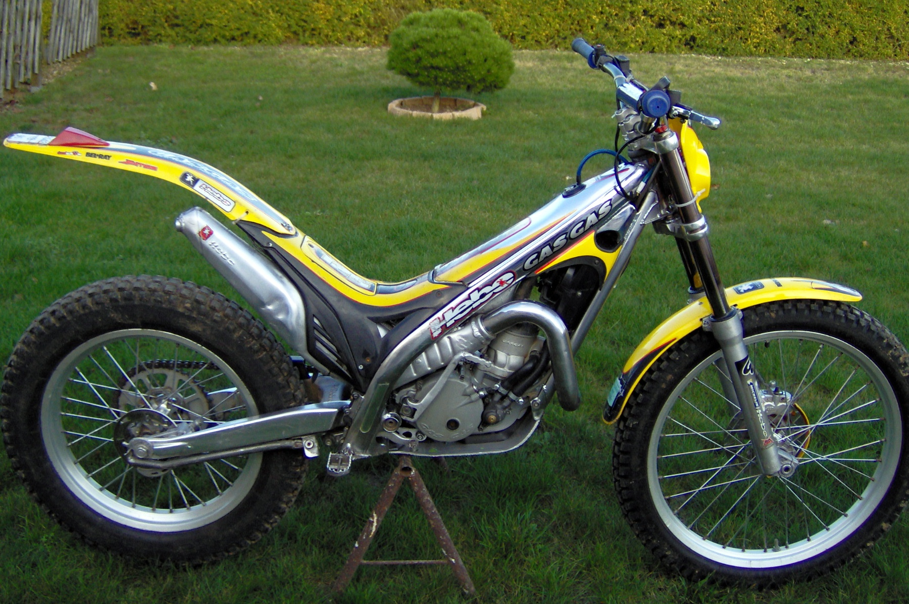 GAS GAS 125 PRO #12