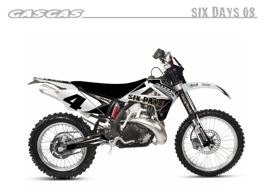 GAS GAS EC 125 2T Six-Days #11